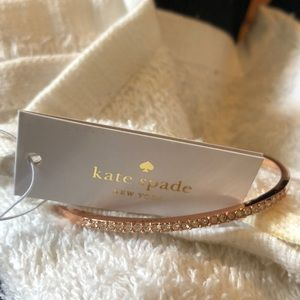 Kate Spade Toe The Line Cuff Bracelet NWT